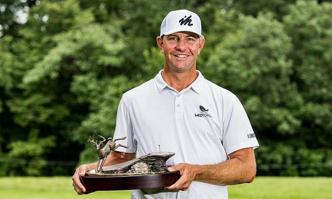 Mantan juara utama mengakhiri 10 tahun tanpa kemenangan di PGA TourGA