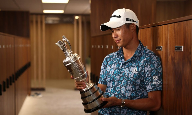 Seberapa sukseskah juara The Open yang baru sebelum usia 25 tahun?