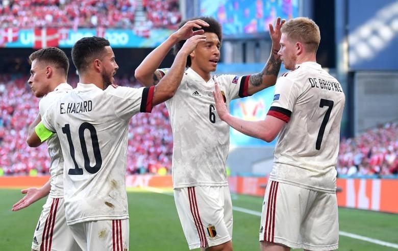 Witsel: 'Belgia memiliki lebih banyak pemain yang membuat perbedaan daripada Italia'