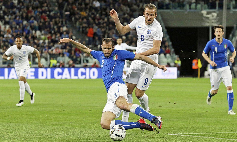 Pirlo: 'Menghadapi Kane – Chiellini akan menentukan final'
