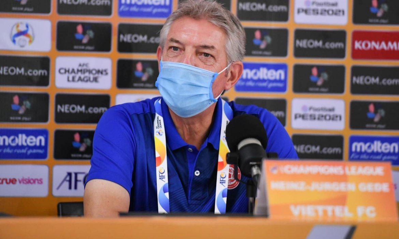 Pelatih Gede: 'Viettel tidak menyerah'