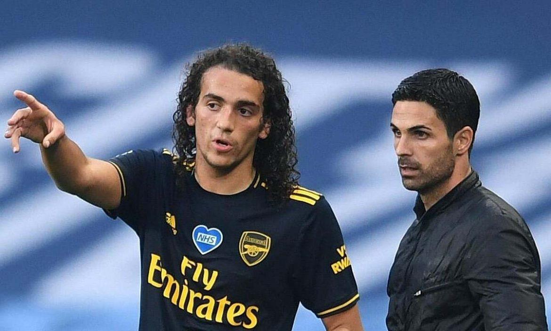 Guendouzi – 'Anak Emas' yang terbuang di Arsenal