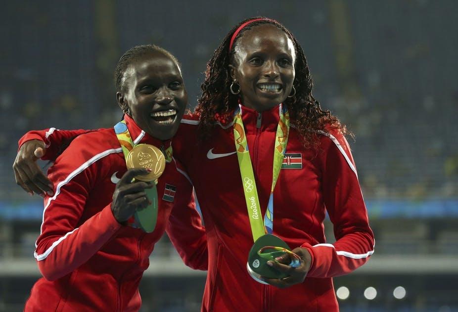 20 atlet lintasan dan lapangan dilarang dari Olimpiade