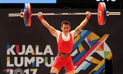 Thach Kim Tuan – mengubah harapan menjadi medali Olimpiade?