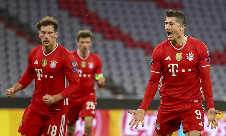 Bagaimana Bayern mengontrol dana gaji?