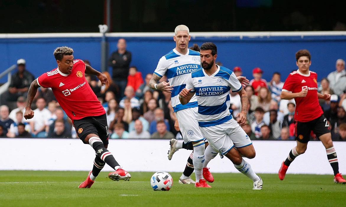 Lingard mencetak gol dalam pertandingan, Man Utd kalah secara terbalik
