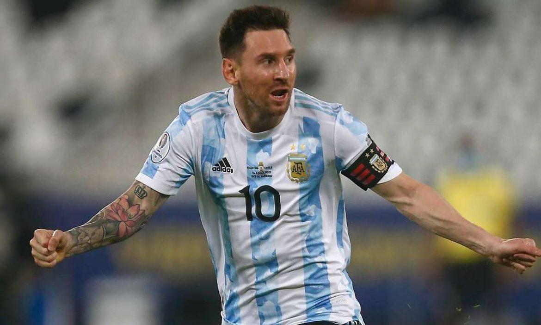 Argentina – Ekuador: Messi mulai