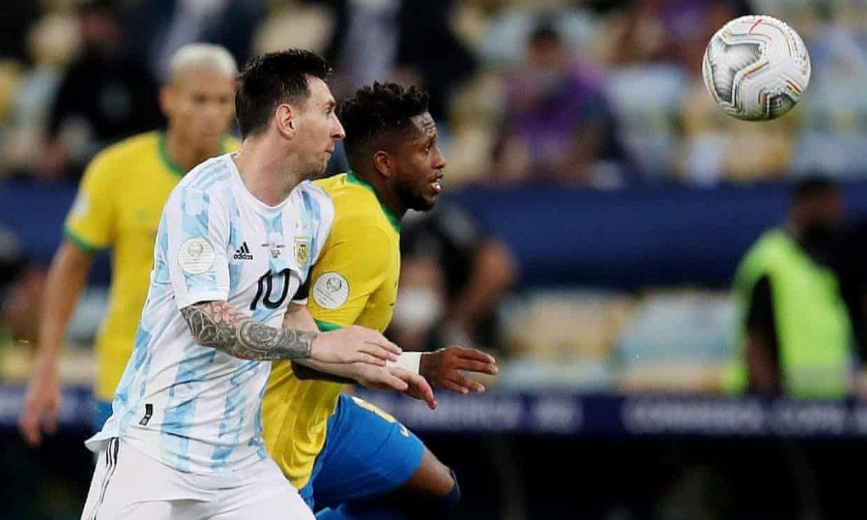 Pelatih Argentina: 'Messi menekan rasa sakit untuk bermain dengan Kolombia dan Brasil'