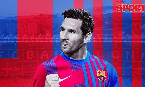 Messi potong gaji 50%, bertahan di Barca sampai 2026