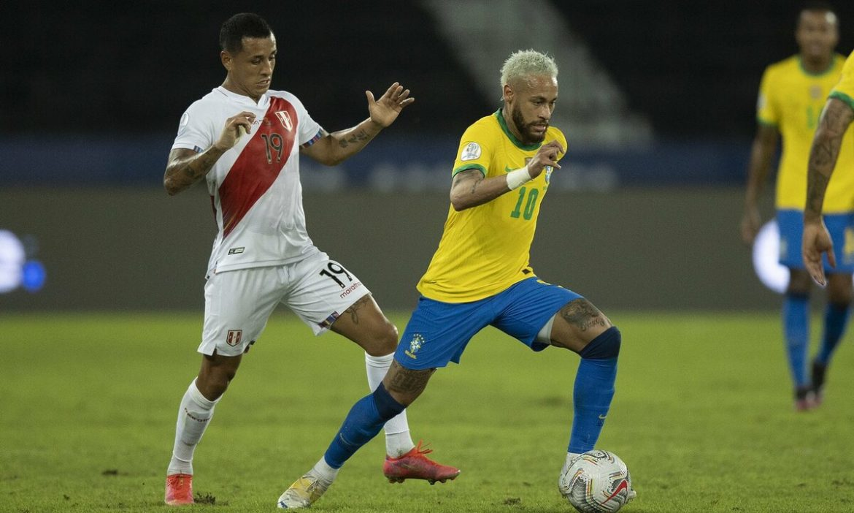 Brasil – Peru: Langsung ke final