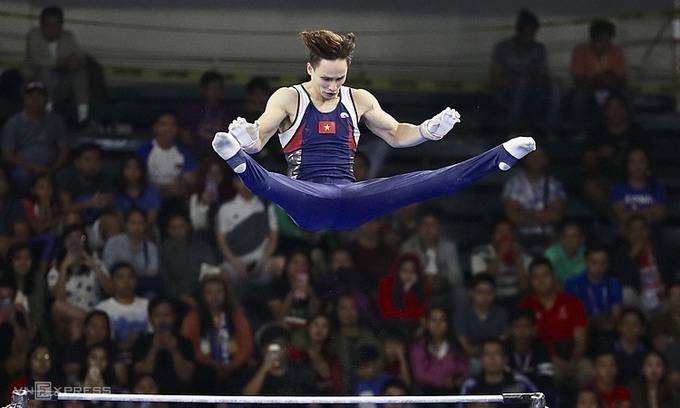 Peluang apa untuk senam Vietnam di Olimpiade?
