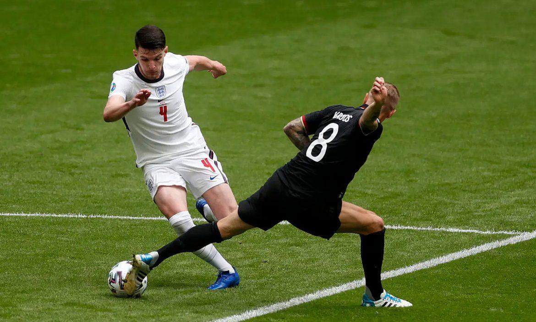 Conte: 'Kelemahan Inggris terletak pada pertahanan'