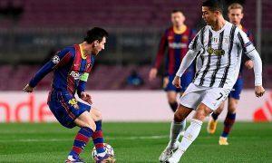 Barca bermain persahabatan dengan Juventus