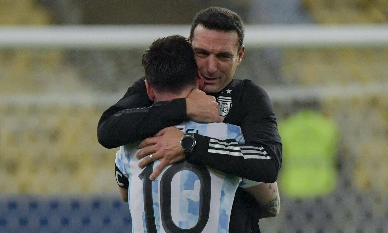 Pelatih Argentina: 'Anda akan lebih mencintai Messi jika Anda mengenalnya dengan baik'