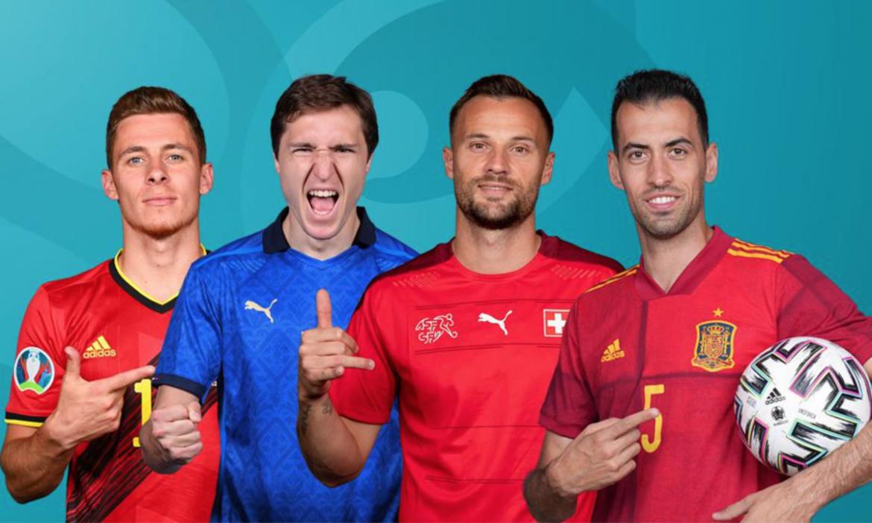 Korelasi perempat final Euro 2021 2021
