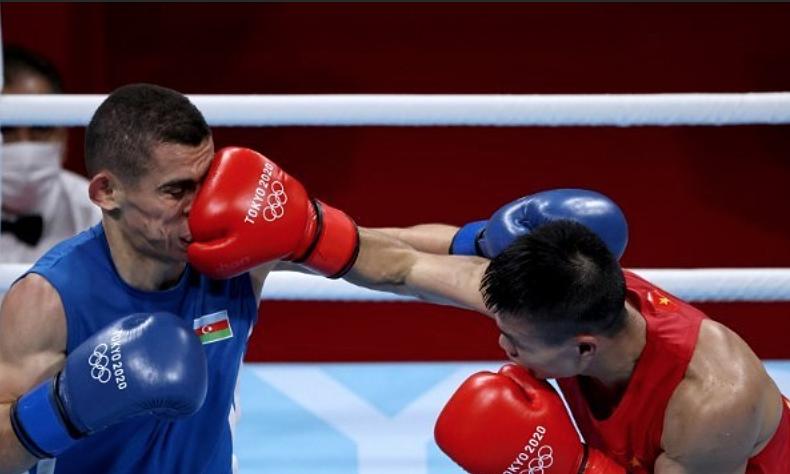 Van Duong memenangkan kemenangan Olimpiade