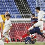Jepang mengusir Prancis dari Olimpiade