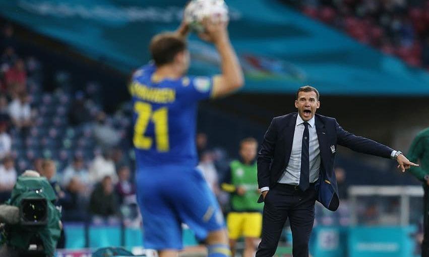 Shevchenko – gagal menjadi pelatih sepak bola thành