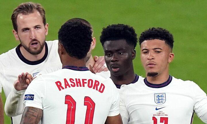 Pangeran William mengutuk rasisme terhadap pemain Inggris