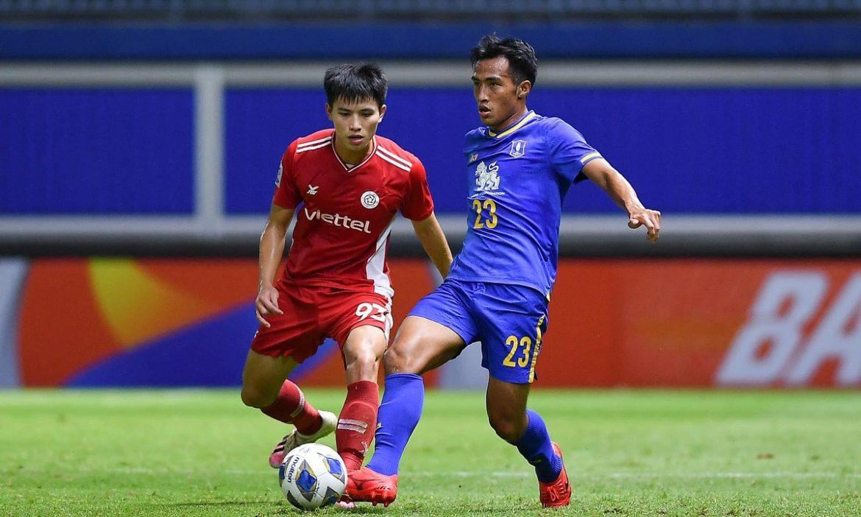 Viettel Club kalah dari juara Thailand
