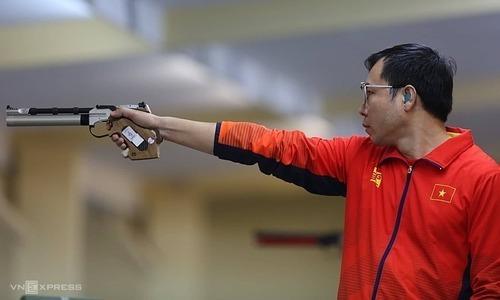 ADC Hoang Xuan Vinh – membutuhkan lebih dari keajaiban di Olimpiade