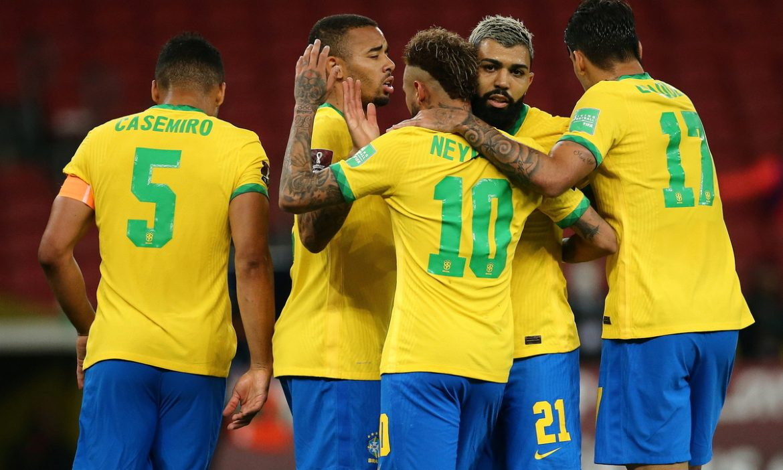 Brasil berjuang untuk mencapai semifinal Copa America
