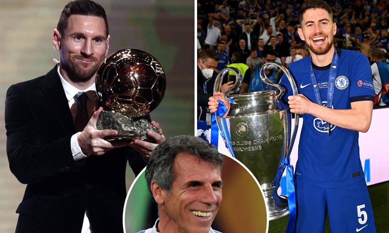 Zola: 'Jorginho pantas mendapatkan Ballon d'Or'