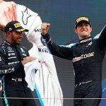 Esteban Ocon finis pertama, Hamilton di hulu di Hungaroring