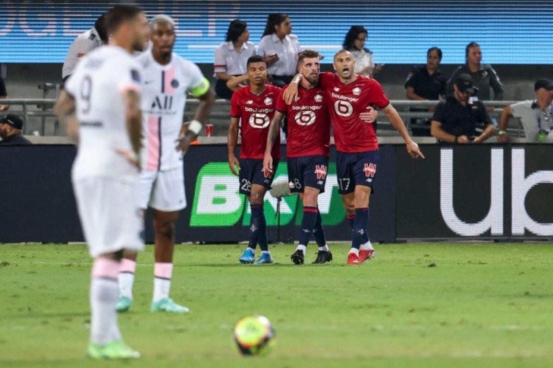 PSG kalah di Piala Super Prancis