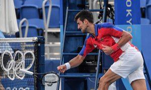 Morgan: 'Djokovic itu cabul'