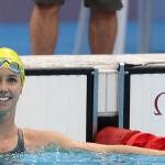 Perenang Australia mencetak 2 rekor Olimpiade dalam 40 menit