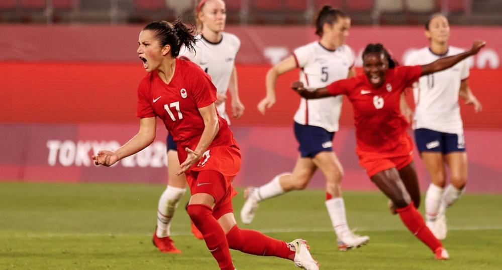 AS tersingkir di semifinal sepak bola putri Olimpiade