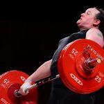 Atlet transgender gagal di awal angkat besi
