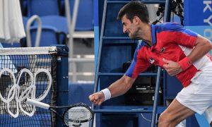 Nadal: 'Djokovic Ciptakan Citra Buruk untuk Olimpiade'
