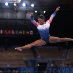 Simone Biles meraih perunggu di babak final