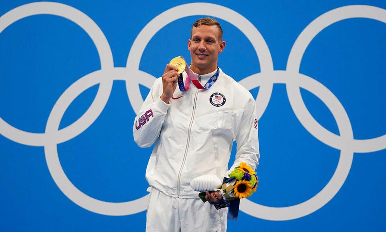 Pewaris 'Michael Phelps' Tidak Memegang Medali Olimpiade