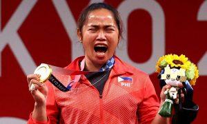 Asia Tenggara menawarkan hadiah tertinggi untuk medali Tokyo 2020
