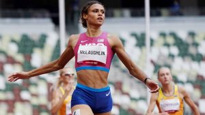 Atlet Amerika berusia 21 tahun memecahkan rekor dunia lari gawang 400m