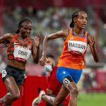 Mimpi hat-trick emas seorang gadis berlarian di Ethiopia