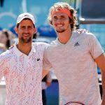 Djokovic melihat Zverev sebagai tantangan utama