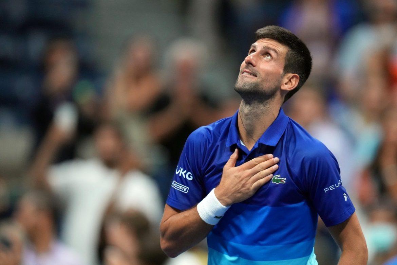 Serangkaian pemain memuji penampilan Djokovic