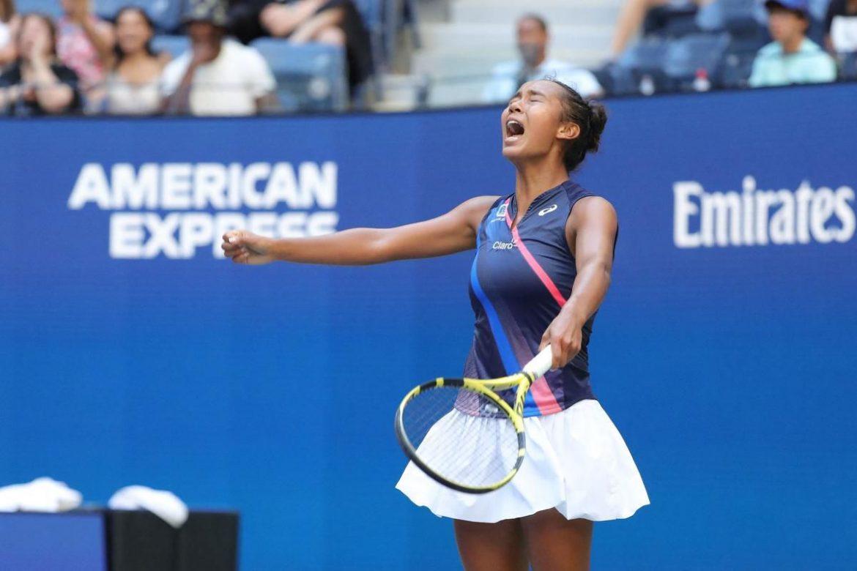 Dua petenis Asia-Amerika mengubah hidup mereka berkat US Open