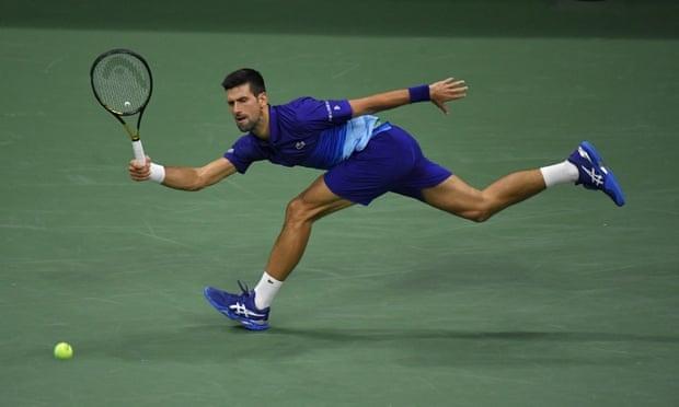 Semifinal AS Terbuka: Djokovic 4-6, 6-2, 6-4, 3-4* Zverev (set 4)