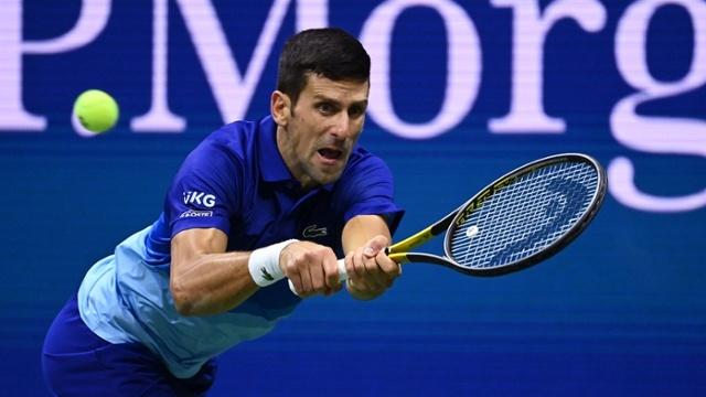 Djokovic mengalahkan Zverev dalam lima set